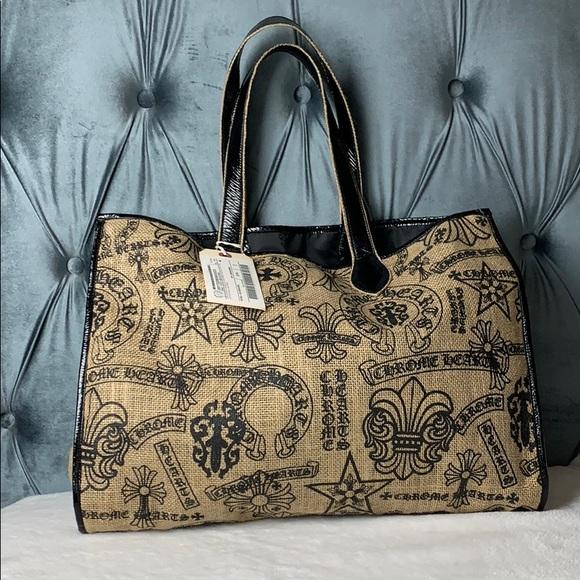 Chrome Hearts Handbags - BAG-TOTE-BEACH BAG